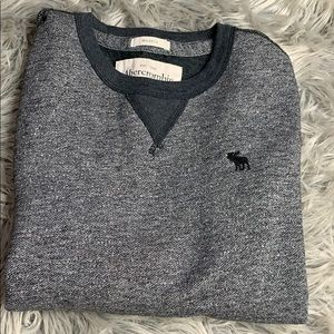 Abercrombie and Fitch longsleeve sweatshirt